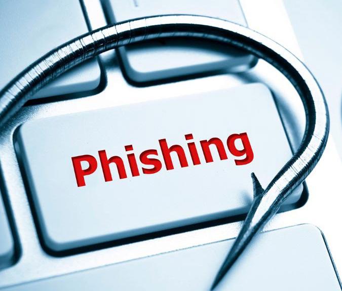 E-mails de phishing